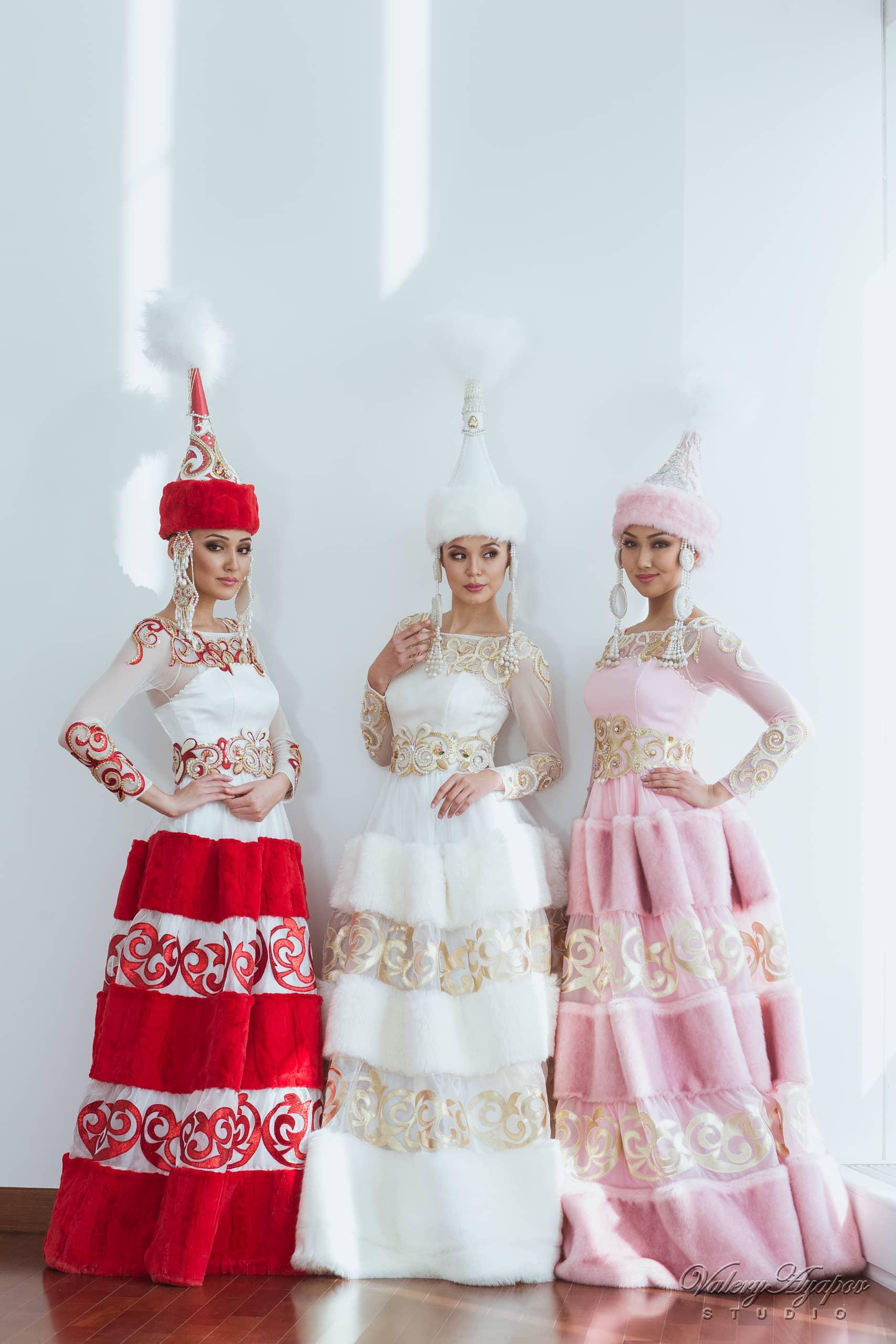 Казахский национальный костюм: описание и фото 82