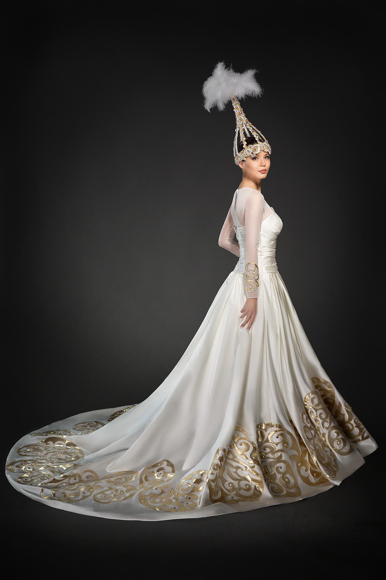 Фотошоп i вставить в свадебное платье